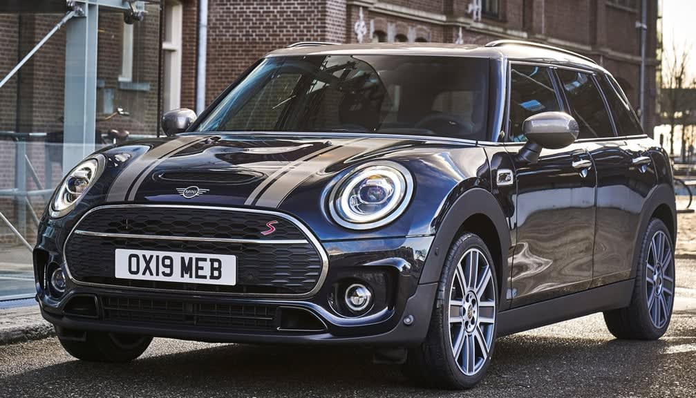 2.0 John Cooper Works ALL4 6dr Auto [Nav+ Pack] [2021.25]