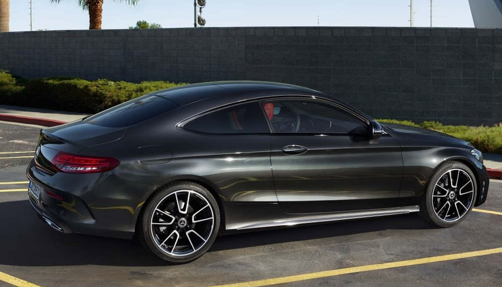 C220d AMG Line Edition 2dr 9G-Tronic [2021]