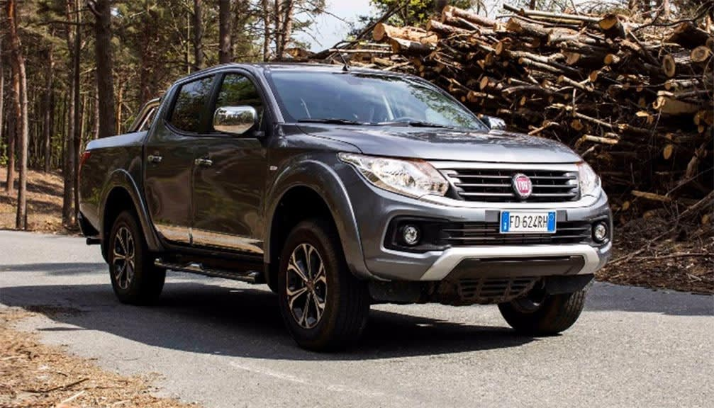 2.4 180hp Cross Double Cab Pick Up [2017]