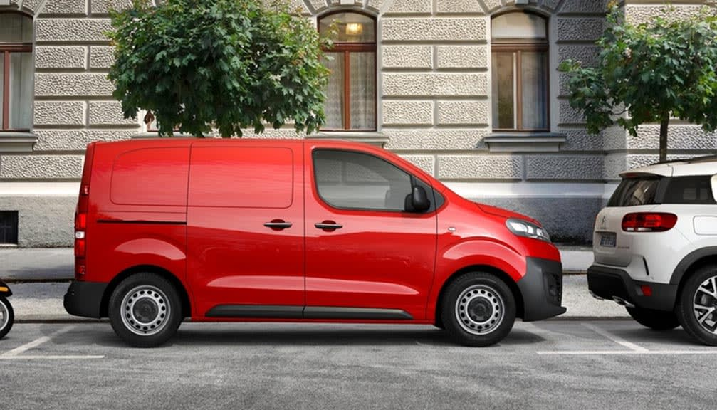 e- M 1000 100kW 75kWh Van Enterprise Auto [2021.25]