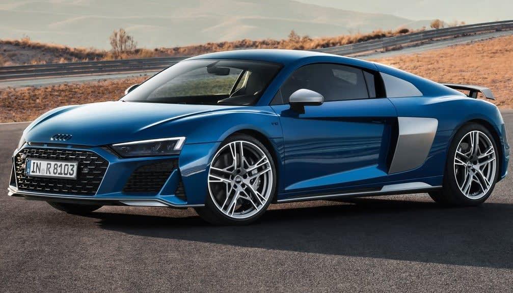 5.2 FSI V10 Quattro Performance 2dr S Tronic [C+S] [2021]