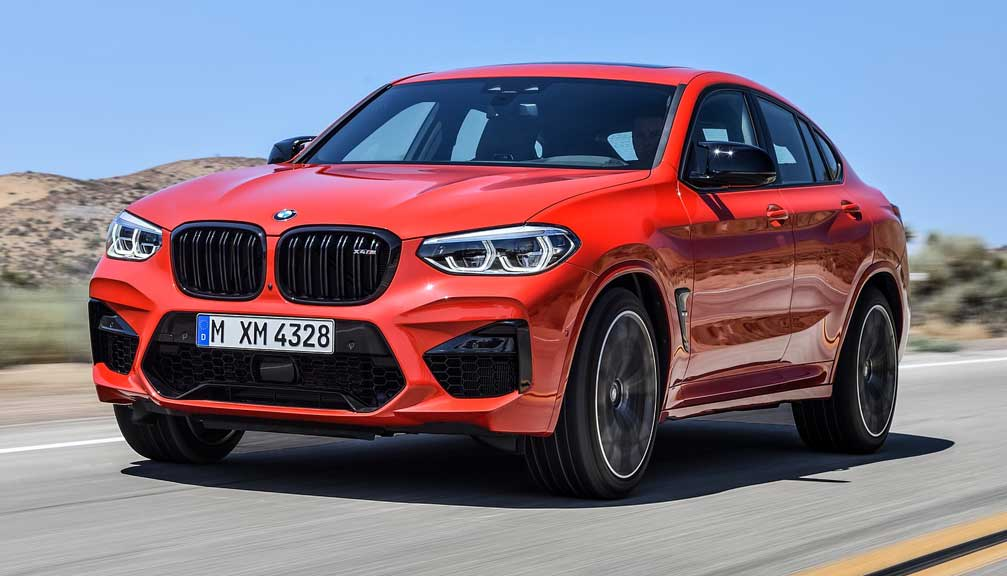 xDrive X4 M Competition 5dr Step Auto [Ultimate] [2021.25]