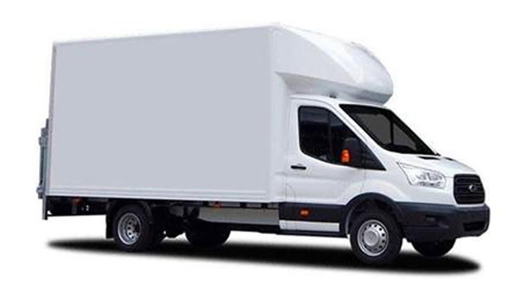 350 L5 FWD 2.0 EcoBlue 130ps L/Floor Luton Skeletal Van Auto [2021.75]