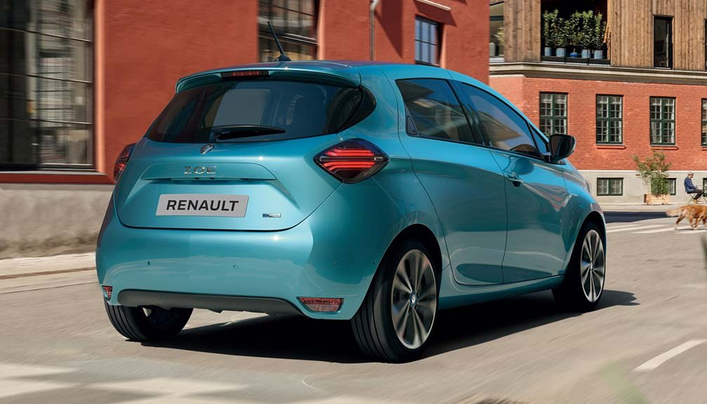 80KW i Iconic R110 50KWh 5dr Auto [2020]