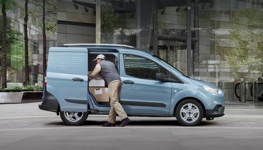 1.0 EcoBoost Limited Van [6 Speed] [2021.25]