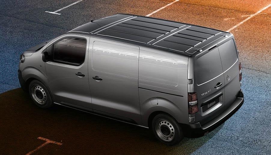 L1 2900 1.5d 100PS Dynamic H1 Van [2021.75]
