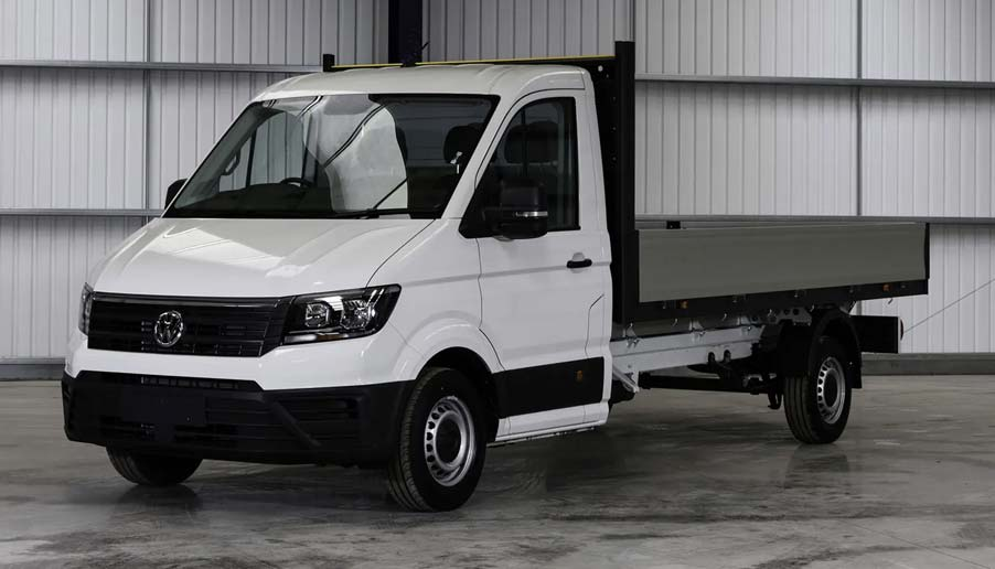 CR35 LWB 2.0 TDI 140PS Startline Business ETG Dropside [2021]