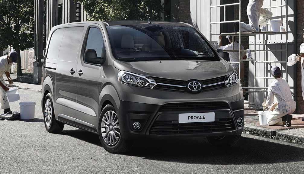 COMPACT 1.5D 100 Icon Van Premium [2021]