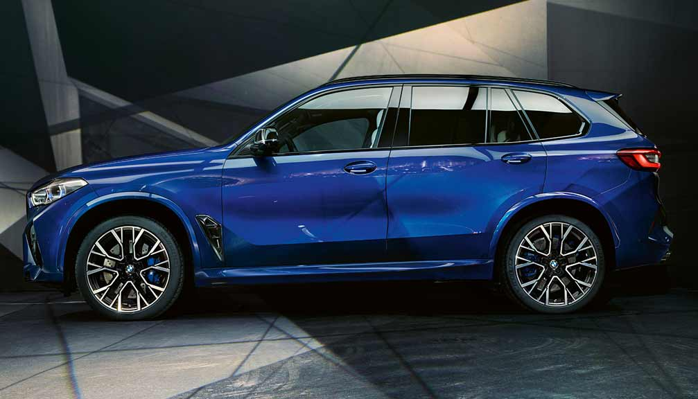 xDrive X5 M Competition 5dr Step Auto [2021.25]