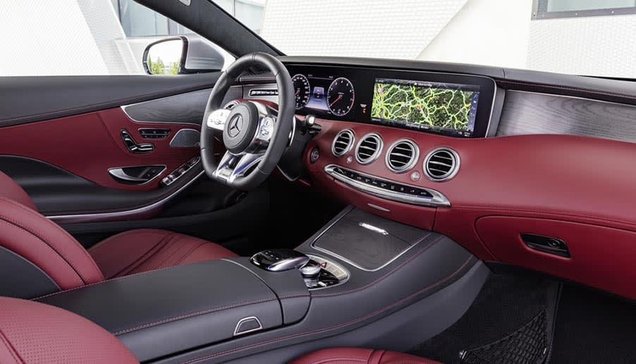 S560 Grand Edition 2dr Auto [2020.5]