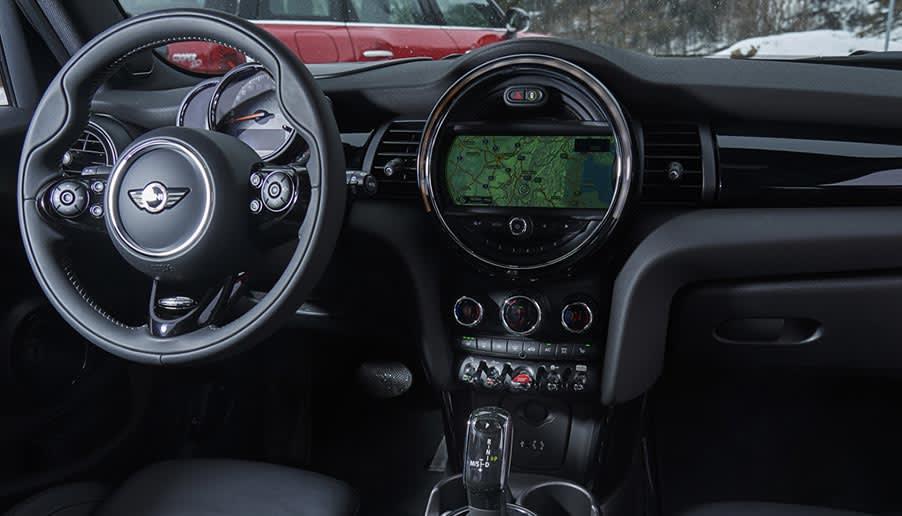 2.0 Cooper S Classic 3dr Auto [Nav Pack] [2021.25]
