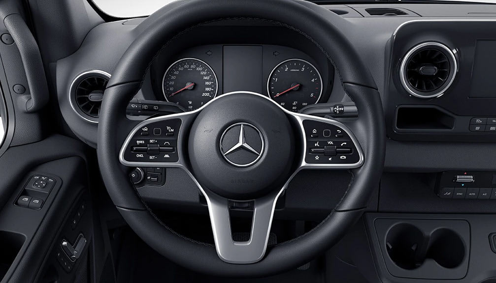 314CDI L2 FWD 3.5t Progressive Tipper [2020]