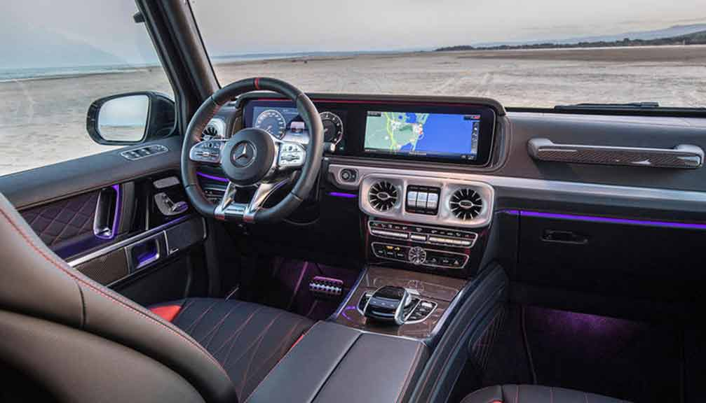 G400d Edition 5dr 9G-Tronic [2021.5]