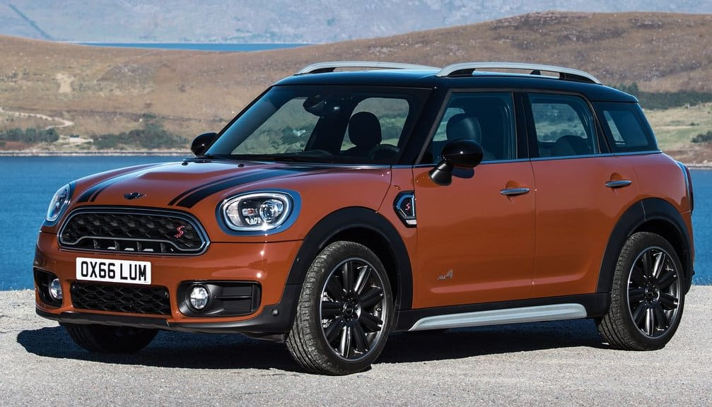 2.0 Cooper S Exclusive ALL4 5dr Auto [2021.25]