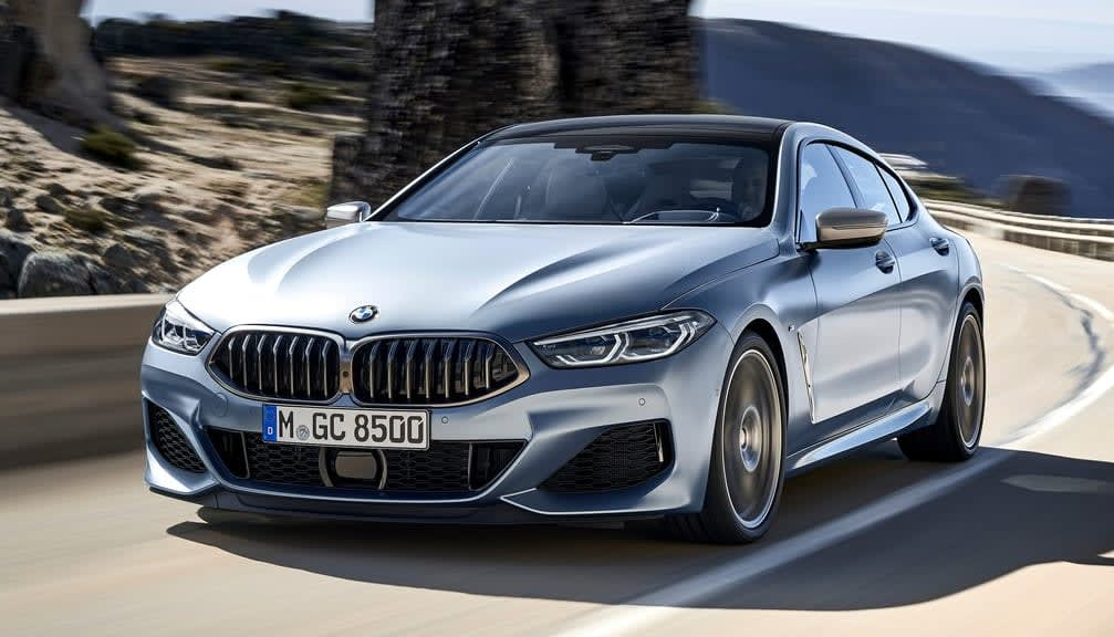 840d xDrive MHT M Sport 2dr Auto [Ultimate Pack] [2021.25]