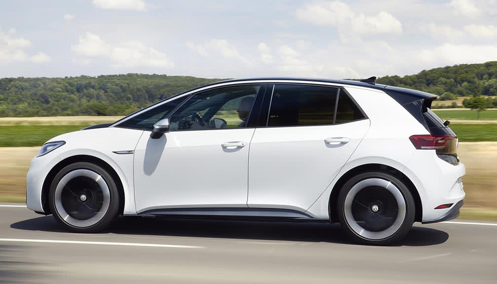 107KW Family Pro 62kWh 5dr Auto [2021]