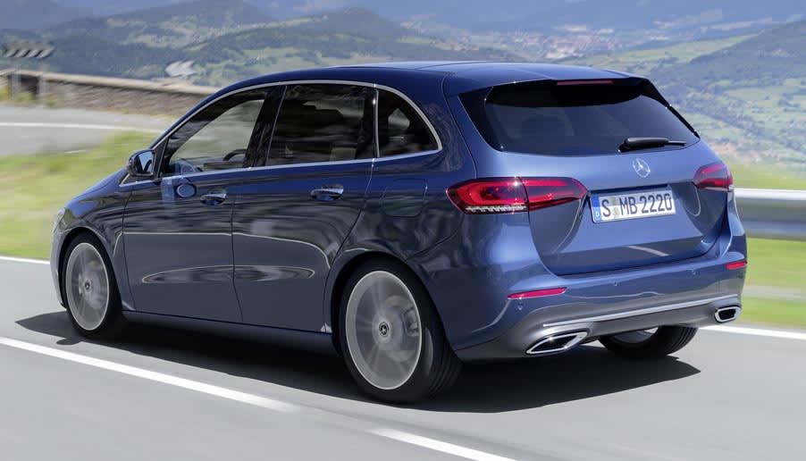 B200d Sport 5dr Auto [2021.5]
