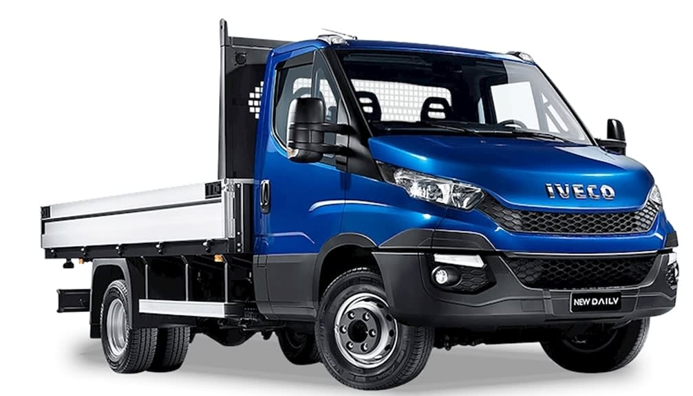 50C18 3.0 Business Crew Cab Dropside 3450 WB Hi-Matic [2019]
