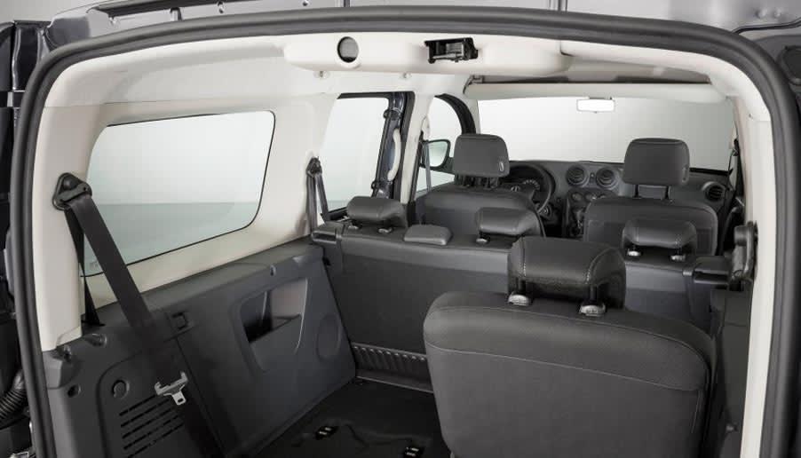 L2 109CDI Pure Van [2019]