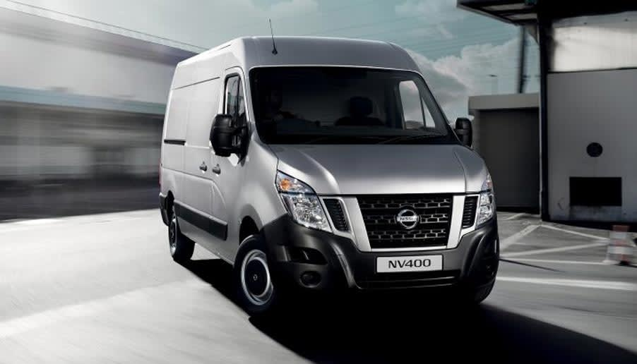 F35 L2 2.3 dci 135ps H1 Acenta Chassis Cab [2020]