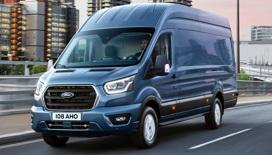 470 L5 RWD 2.0 EcoBlue 170ps Double Cab Chassis [2021.25]