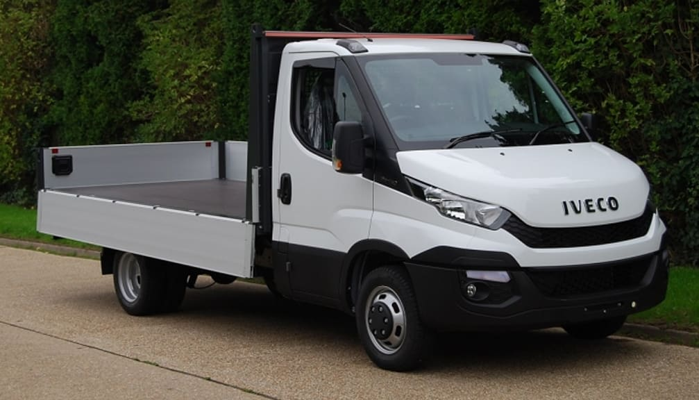 35C14 2.3 Business Crew Cab Dropside 3450 WB Hi-Matic [2019]
