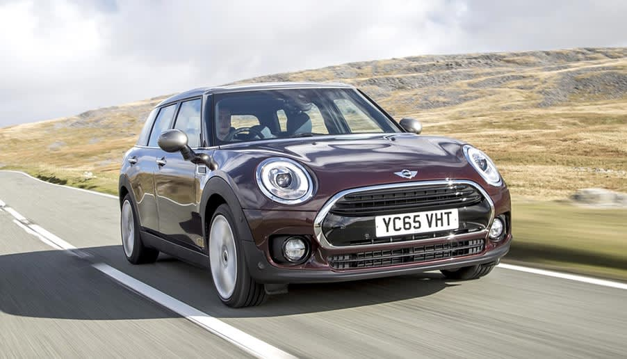 2.0 John Cooper Works ALL4 6dr Auto [2021.25]