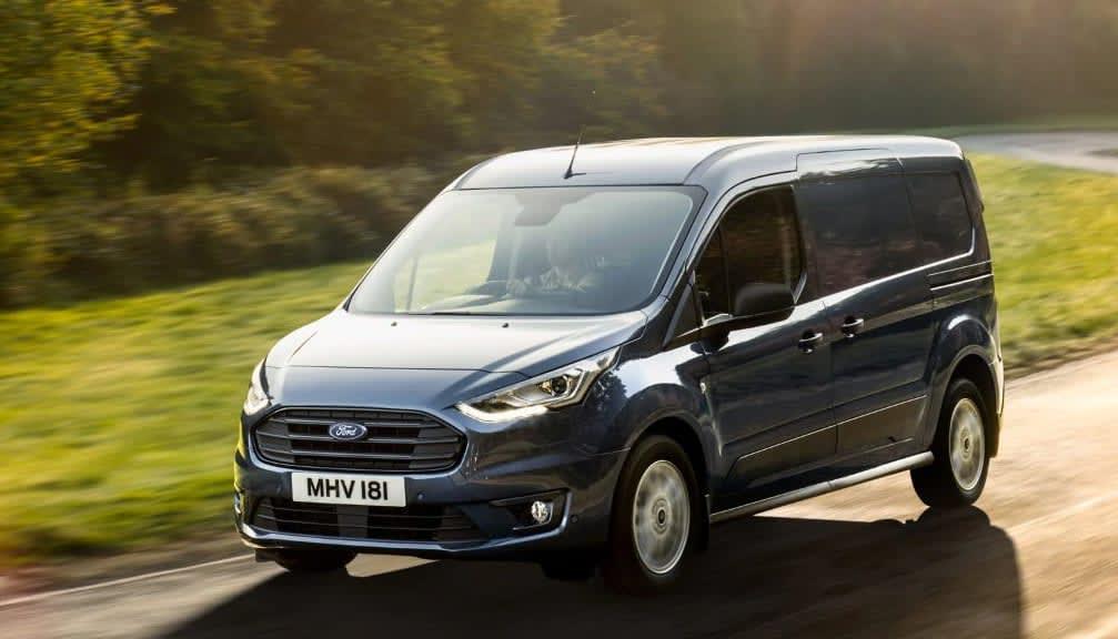 220 L1 1.0 EcoBoost 100ps Trend D/Cab Van [2021.75]