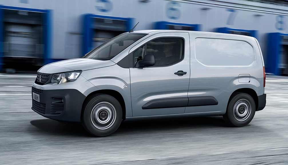 STANDARD 1000 1.5 BlueHDi 100 Grip Premium Van [2022]