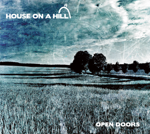 CD - House on a Hill - Open Doors