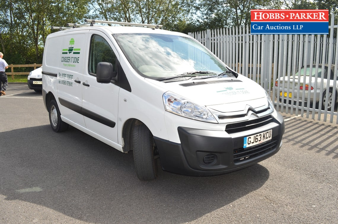 dd8526d182a72b Citroen   Dispatch 1000 L1H1 EN-RISE HDI   Van   White - VAT   Diesel    Manual   1560cc   52000 miles. Direct from main agent. Citroen and one  company owner ...