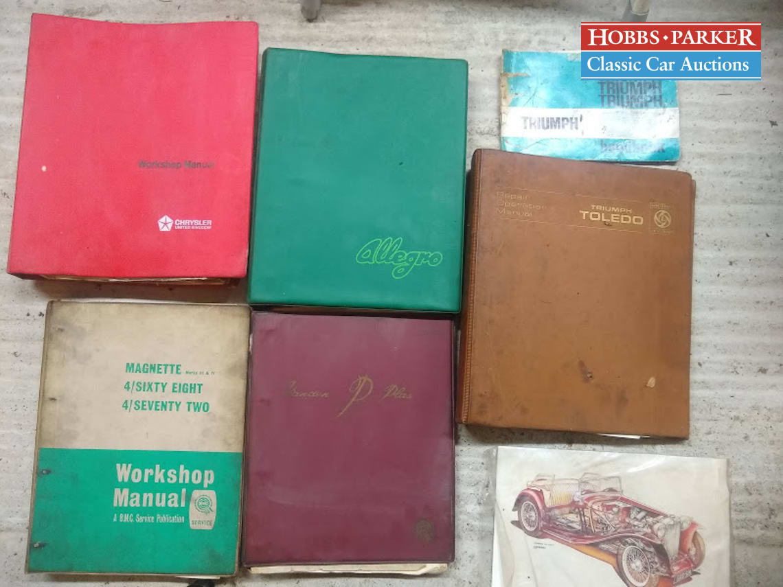 Various / Parts Manuals and tools / Other / / Unknown / 0cc / miles
