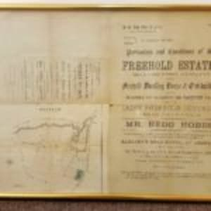 Historic Property Auction Particulars -- Mersham 1878
