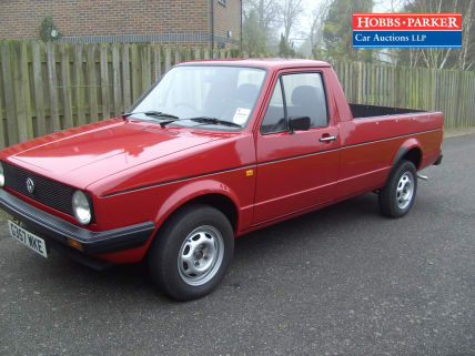 1990 VW Caddy Pick Up