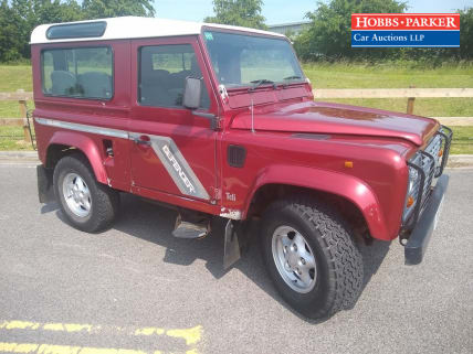 Land Rover 90 Defender County SW