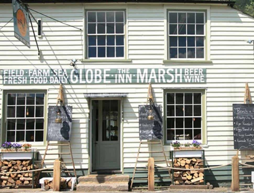 Globe Inn Marsh Exterior