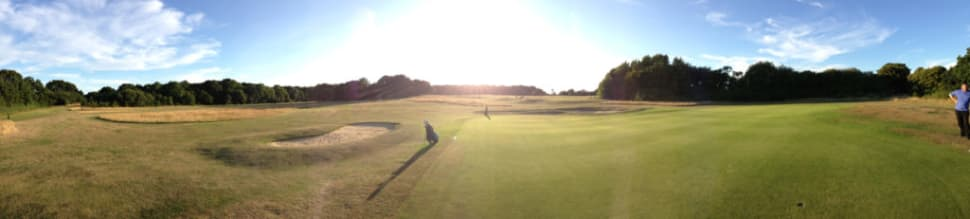 Kingsnorth Golf Club - Course