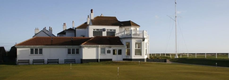 Royal Cinque Ports - Clubhouse