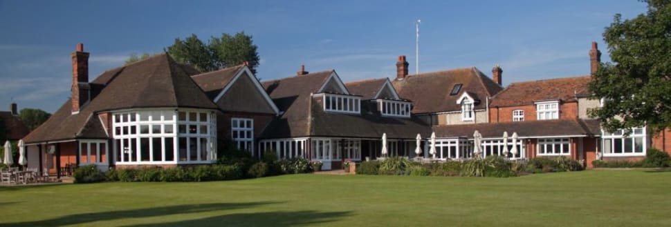Royal Saint George's - Clubhouse