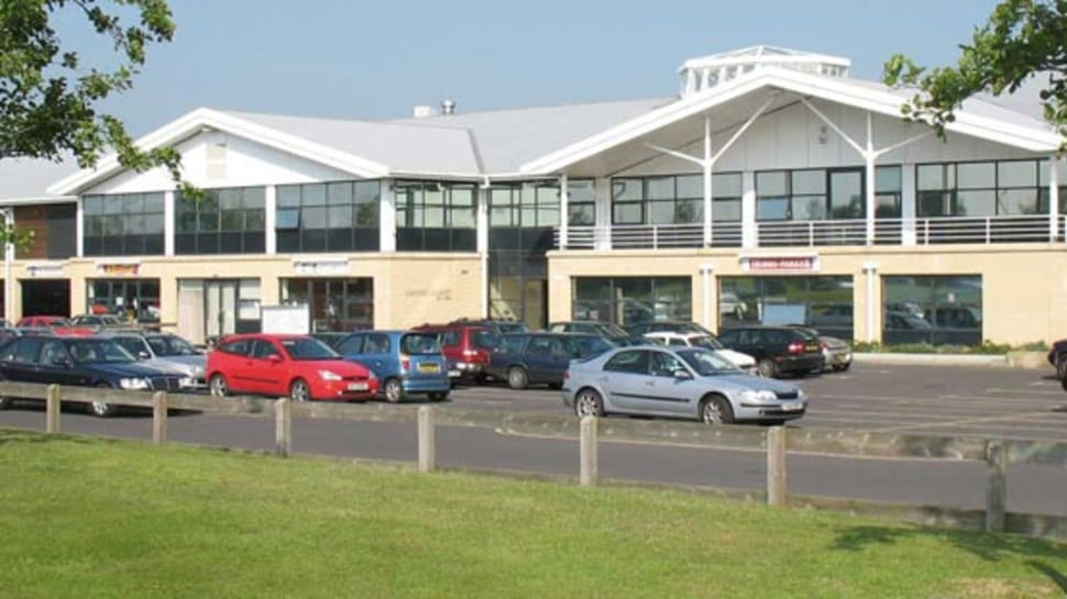 Romney House as Ashford Market Auction Centre