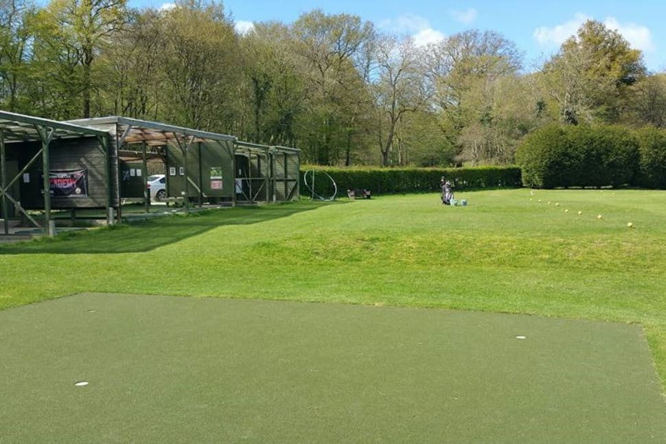 Tenterden Golf Club Practice Facilities