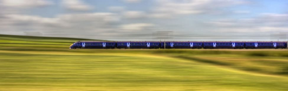 High Speed Rail - Ashford to London