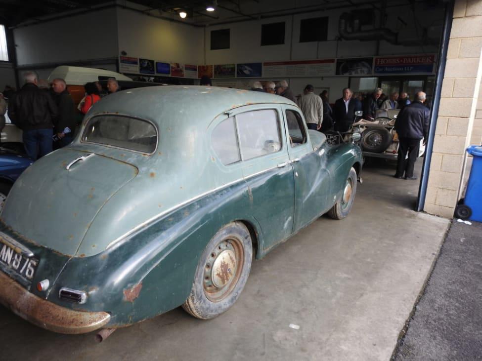 Classic Car Auction October 2019