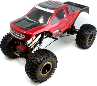 Redcat Racing REREVEREST-10-RED