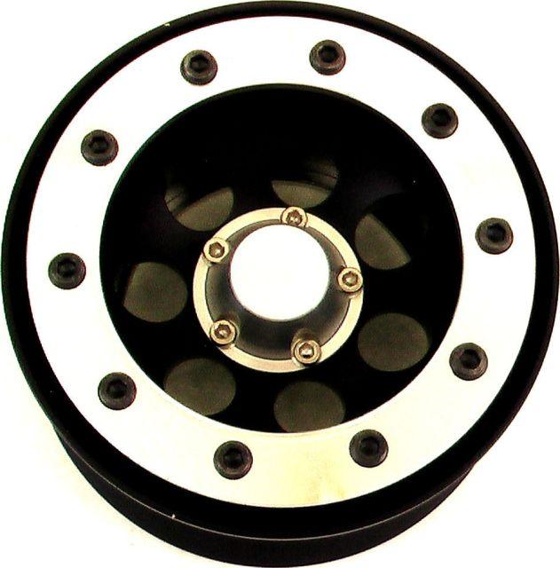 Hot Racing Losi Comp Crawler aluminum dig lock plate CCR39CPH