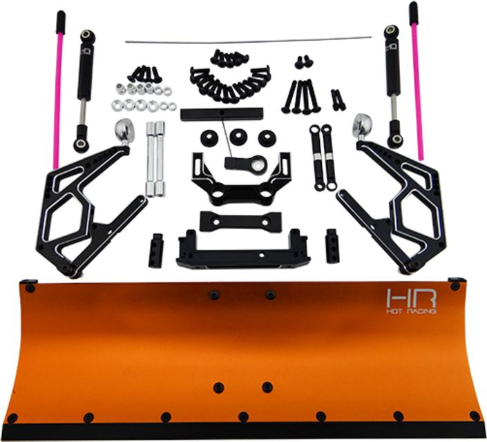 Red Hot Racing Axial SCX10 II Aluminum AR44 Axle Spider Diff Cover
