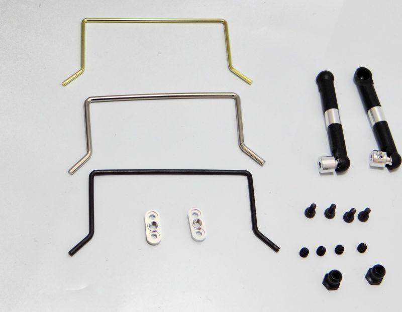 New Hot Racing Vaterra Twin Hammers Aluminum Upper Suspension Links VTH55U01