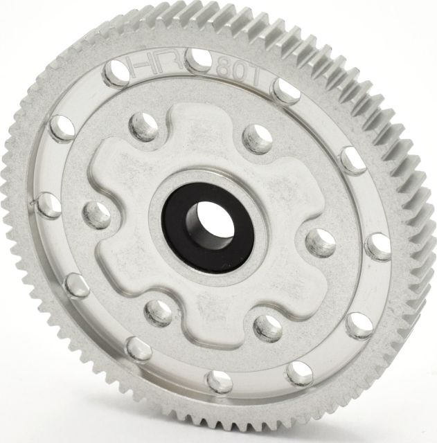 Hot Racing Axial AX10 Scorpion SCX10 Aluminum Gearbox Cover SCP32X01