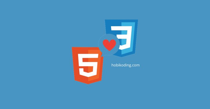 Tiga Cara Menggabungkan CSS Dengan HTML