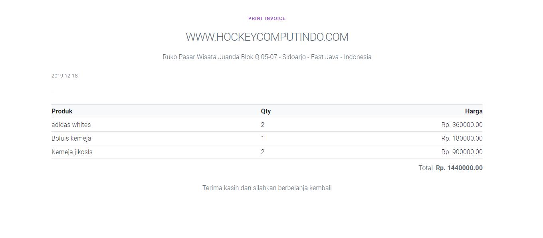 invoice faktur jual aplikasi kasir online murah terbaru